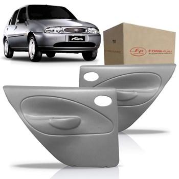 Par Forro Porta Fiesta 96 97 98 99 Traseiro 4 Portas Manual