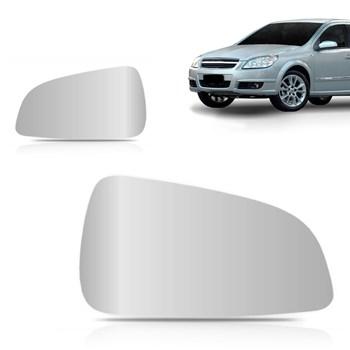 Par Lente Retrovisor Chevrolet Vectra 2006 2007 2008 2009 Com Aquecedor