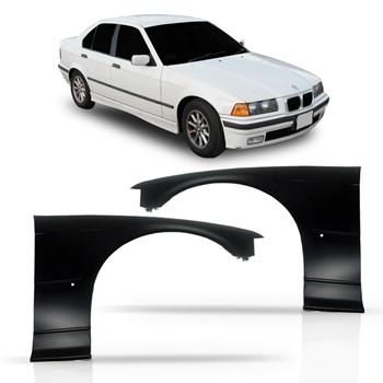 PARALAMA BMW SERIE 3 SEM FURO 1991 A 1997