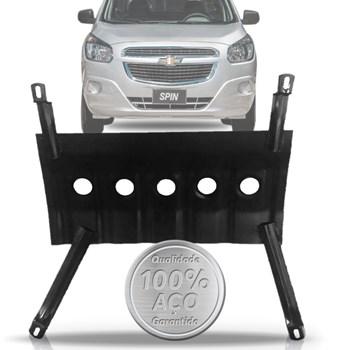 Peito De Aço Protetor Carter Chevrolet Spin Reforçado