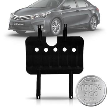 Peito De Aço Protetor Carter Toyota Corolla 2015 Á 2017