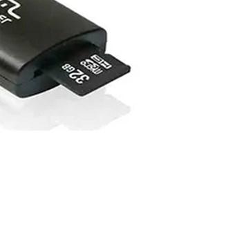 Pendrive 3 Em 1 Usb Adaptador Sd Cartão De Memória 16 GB