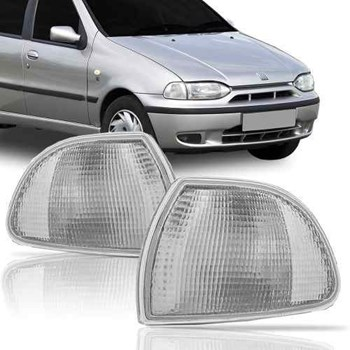 Pisca Farol Dianteiro Fiat Palio 1997 A 2000 Cristal