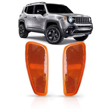 Pisca Seta Lateral Paralama Jeep Renegade 2015 2016 2017