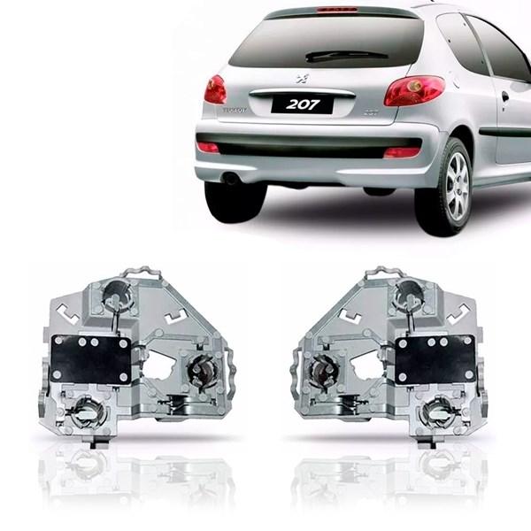 Placa Circuito Lanterna Traseira Peugeot 207 2008 A 2013