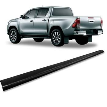 Protetor Borda Tampa Toyota Hilux 2016 Cabine Dupla