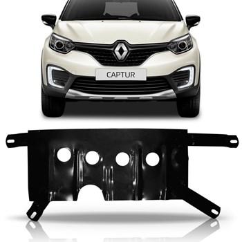 Protetor Carter Peito De Aço Renault Captur 2017 2018