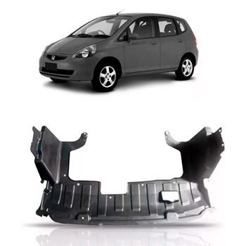 Protetor Inferior Dianteiro Honda Fit 2003 2004 2005 2006 2007 2008
