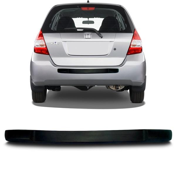 Protetor Para-choque Honda Traseiro Central Sem Escrita