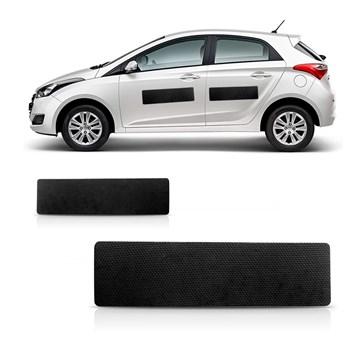 Protetor Portas Automotivo Magnético Com 2 Peças Preto