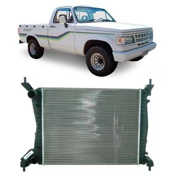 Radiador Alumínio Chevrolet D-20 1986 A 1998