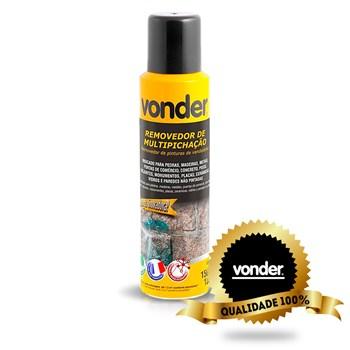 Removedor De Multi Pichação Com Tinta Spray Vonder 150ml