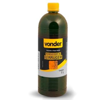 Removedor Ferrugem Oxidação Corrosão 1000ml -Vonder