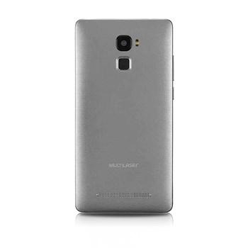 Smartphone Ms60f Plus 4g Tela 5,5 Sensor Digital Prata