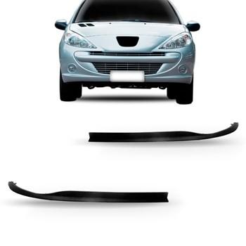 Spoiler Dianteiro Peugeot 207 2008 A 2011<BR>