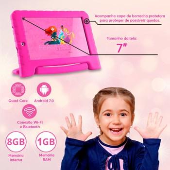 Tablet Disney Princesas Plus