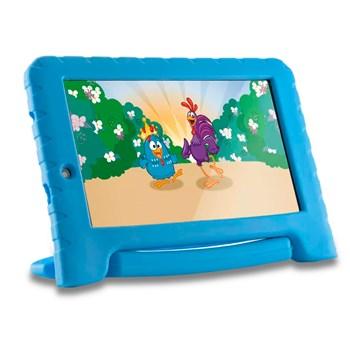 Tablet Galinha Pintadinha KIT PAD Plus Quadcore 8gb 7pol Nb282