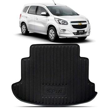 Tapete Porta Malas Chevrolet Spin 2013 A 2018 Impermeável