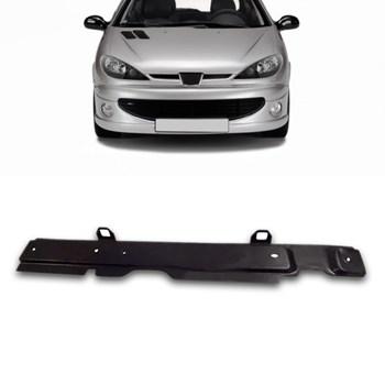 Travessa Dianteiro Peugeot 206 1999 A 2011 Inferior Fechamento