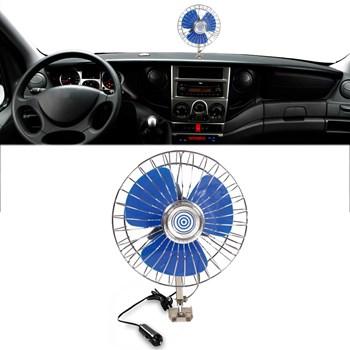 Ventilador Automotivo Carro Caminhão Onibus 24v 6 Polegadas