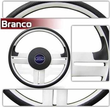 Volante Rallye Branco Uno Premio Elba Buzina Chave De Seta